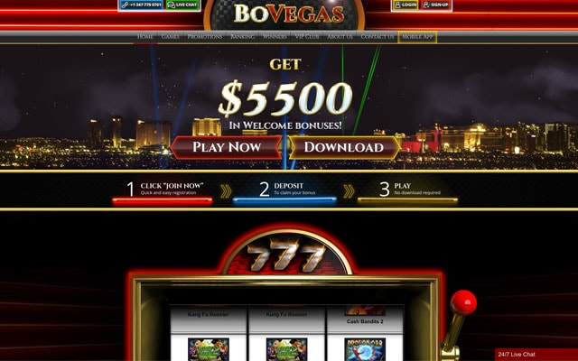 Bovegas Casino An Honest Review From Our Experience